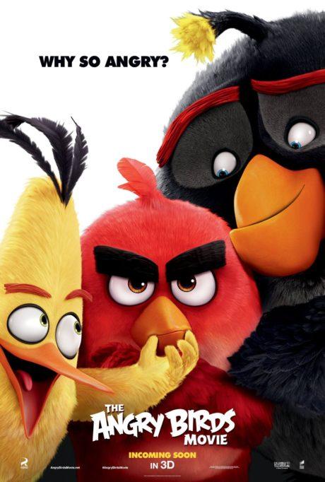 Angry Birds : The Movie / Ядосани птици : Филмът (2016)