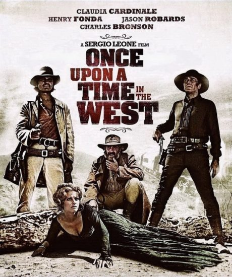 Once Upon a Time in the West / Имало едно време на Запад (1968)