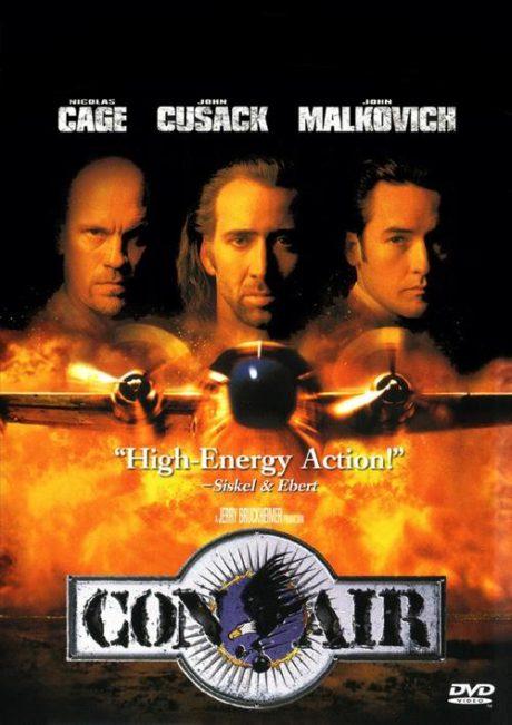 Con Air / Въздушен конвой (1997)
