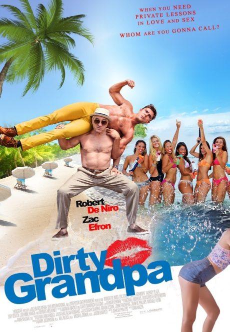 Dirty Grandpa / Ох, на дядо! (2016)