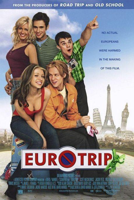 EuroTrip / Европейско пътешествие (2004)