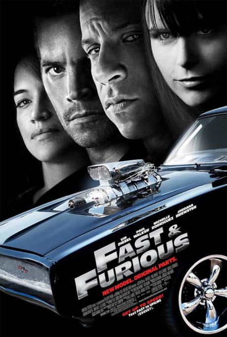Fast and Furious IV / Бърз и яростен 4 (2009) (Part 4)
