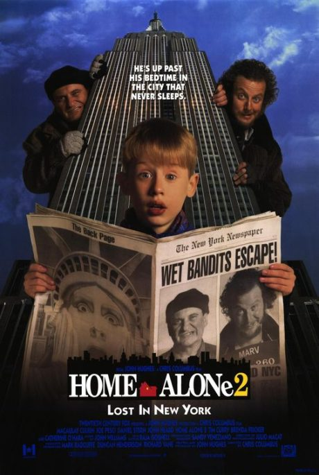 Home Alone II : Lost in New York / Сам Вкъщи 2 (1992)