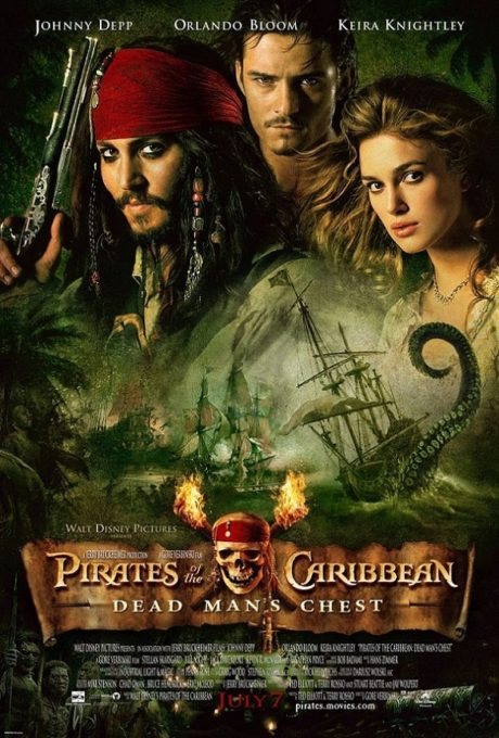 Pirates of the Caribbean II : Dead Man's Chest / Карибски пирати : 2 Сандъка на мъртвеца (2006)