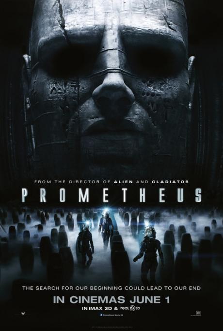 Alien V : Prometheus / Пришълецът 5 : Прометей (2012)