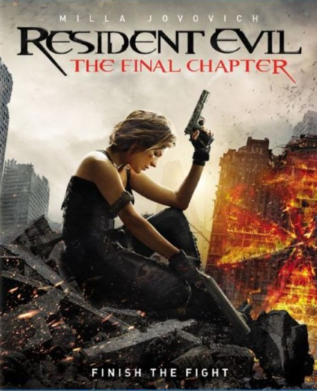 Resident Evil VI : The Final Chapter / Заразно зло 6: Финалът (2017)