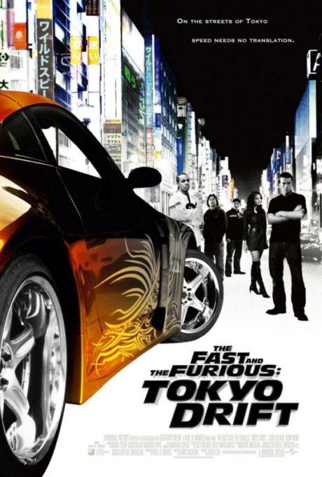 The Fast And The Furious III Tokyo Drift / Бързи И Яростни 3 Токио Дрифт (2006) (Part 3)