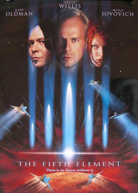 The Fifth Element / Петият елемент (1997)