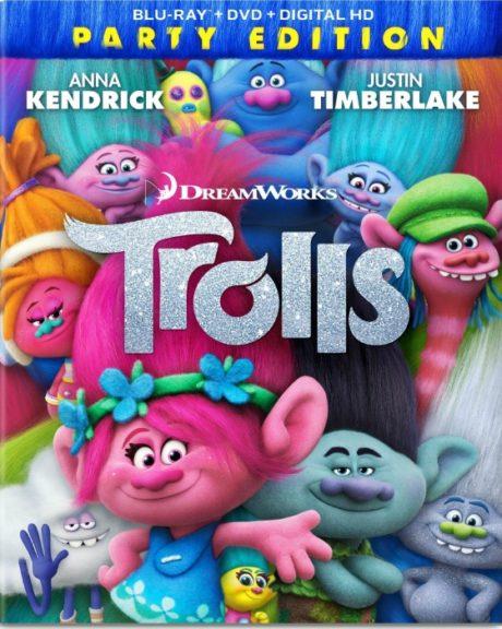 Trolls  Тролчета (2016)