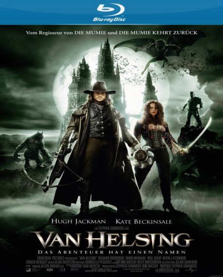 Van Helsing / Ван Хелсинг (2004)