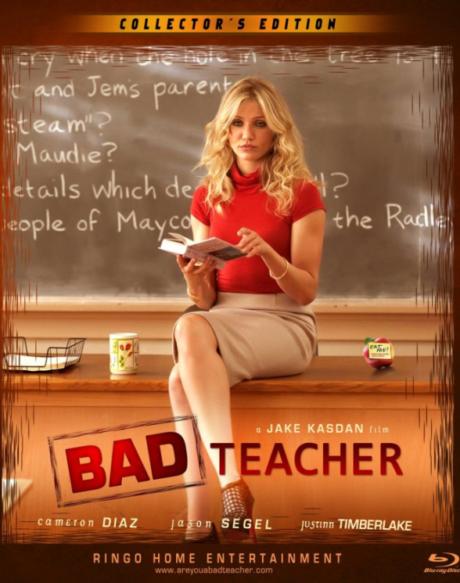 Bad Teacher / Палавата класна (2011)