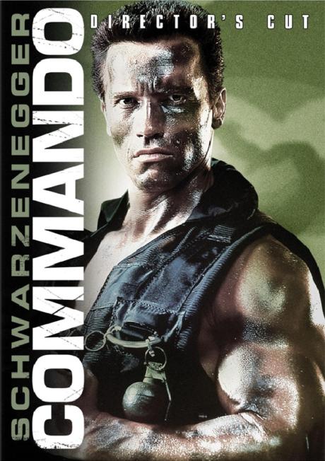 Commando / Командо (1985)