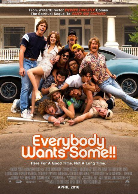 Everybody Wants Some / Всички искат нещо (2016)