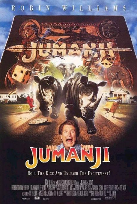 Jumanji I / Джуманджи 1 (1995)