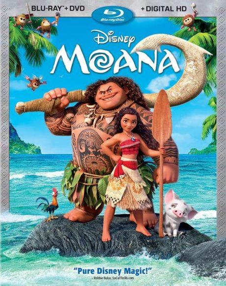 Moana / Смелата Ваяна (2016)