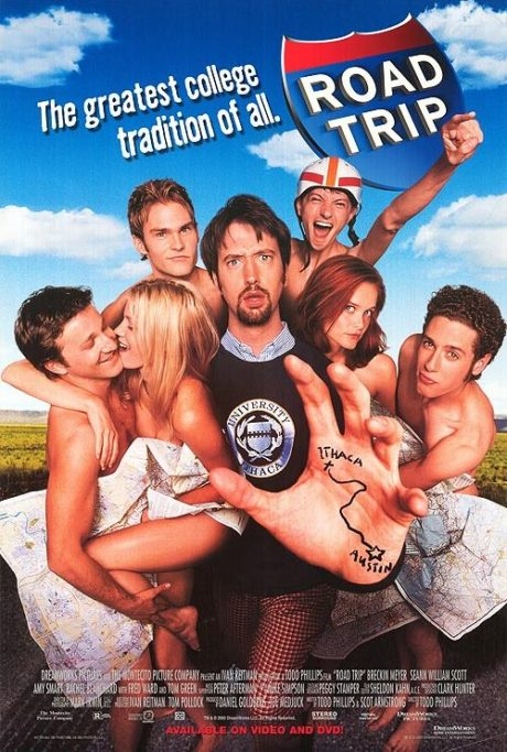 Road Trip / Голямото пътуване (2000)