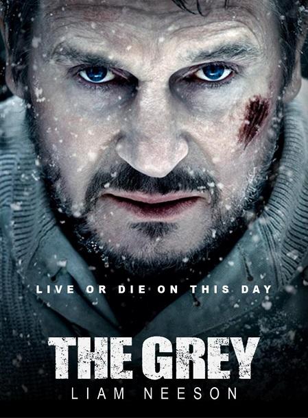 The Grey / Сивият (2011)