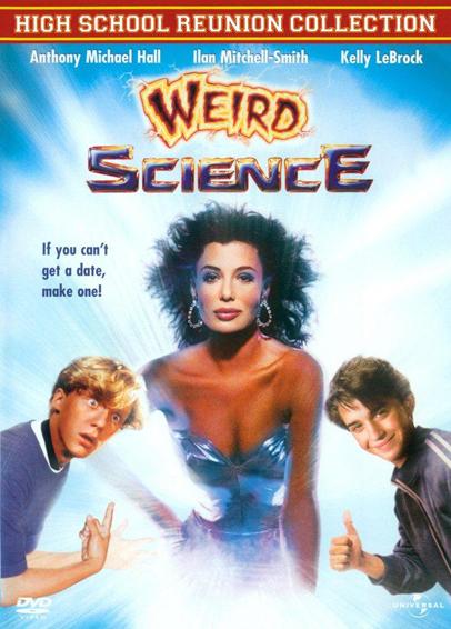 Weird Science / Нечиста наука (1985)