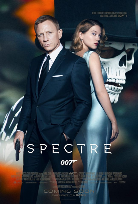 007 Spectre / Спектър (2015) (007 James Bond With Daniel Craig – Part 4)