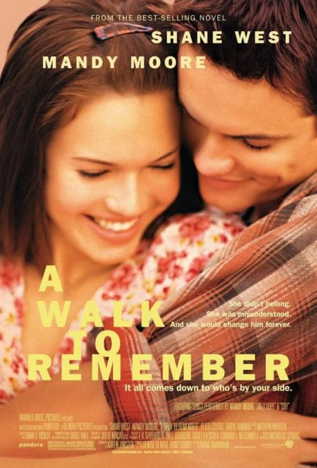 A Walk to Remember / Незабравимата (2002)