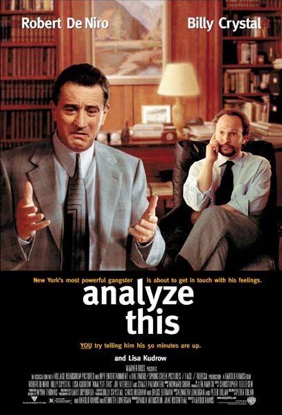 Analyze This / Анализирай Това (1999) (Part 1)