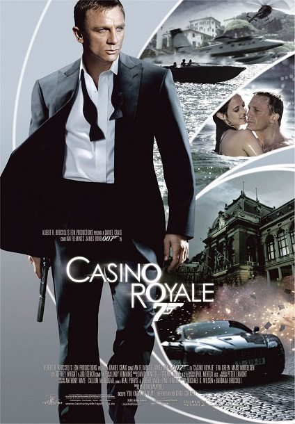 Casino Royale / Казино Роял (2006) (007 James Bond With Daniel Craig – Part 1)