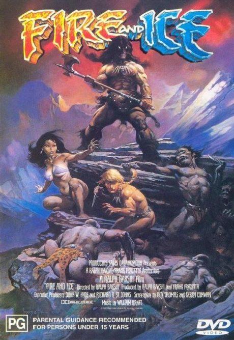 Fire and Ice / Огън и лед (1983)
