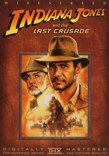 Indiana Jones III : The Last Crusade / Индиана Джоунс 3 : Последният кръстоносен поход (1989)
