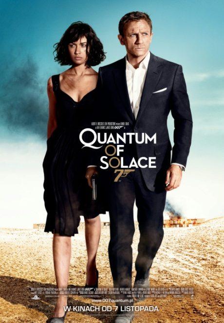 Quantum of Solace / Спектър на утехата (2008) (007 James Bond With Daniel Craig – Part 2)