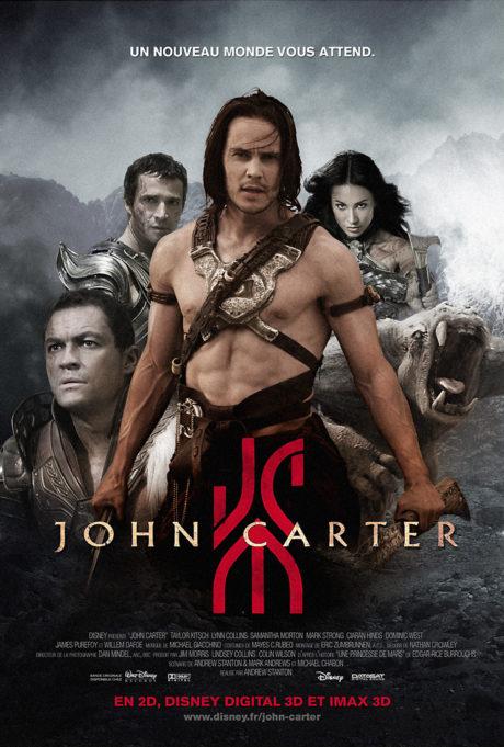 John Carter / Джон Картър Между Два Свята (2012)