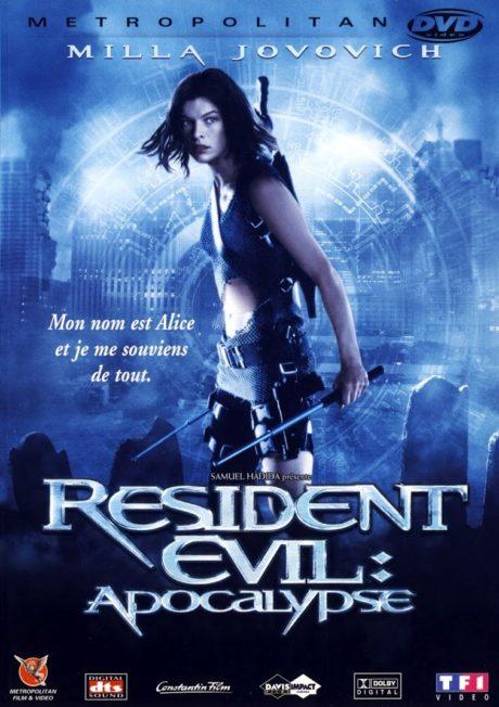 Resident Evil II : Apocalypse / Заразно Зло 2 : Апокалипсис (2004)