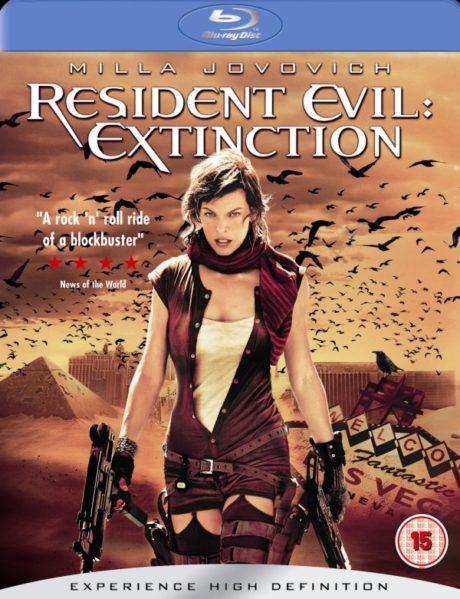 Resident Evil III : Extinction / Заразно Зло 3: Изтребване (2007)