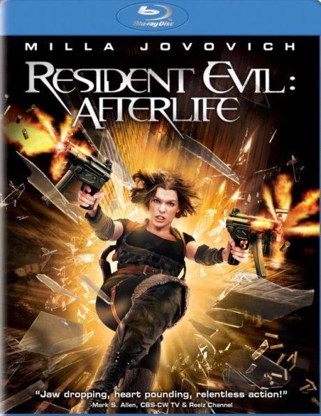 Resident Evil IV : Afterlife / Заразно зло 4 : Живот след смъртта (2010)