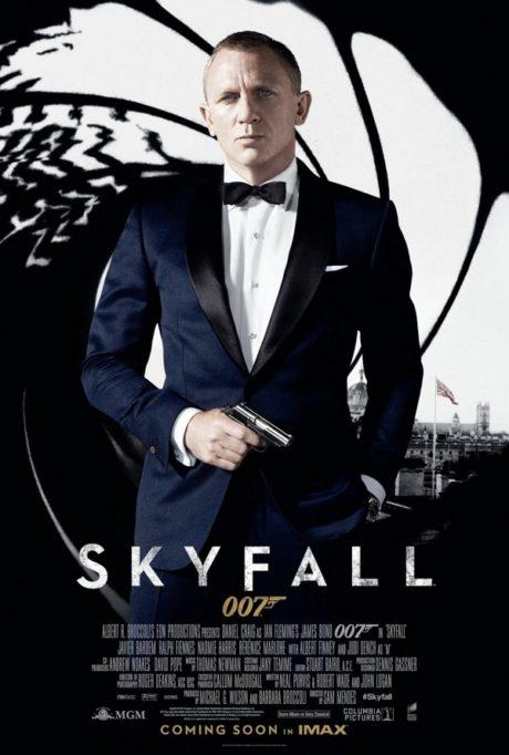 Skyfall / 007 координати : Скайфол (2012) (007 James Bond With Daniel Craig – Part 3)