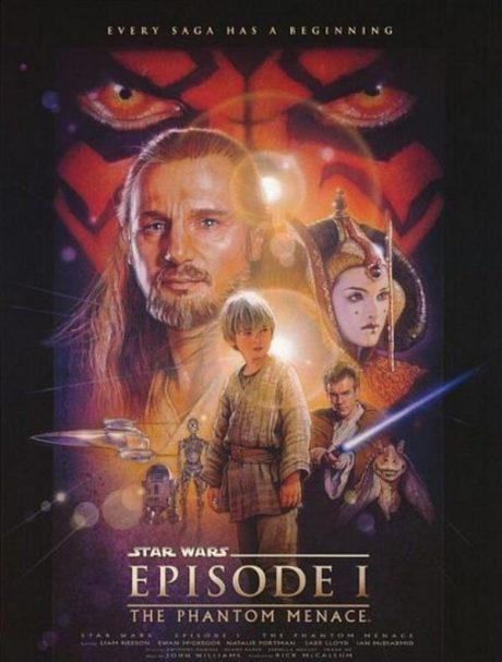 Star Wars Episode I : The Phantom Menace / Междузвездни войни Епизод 1 : Невидима заплаха (1999)