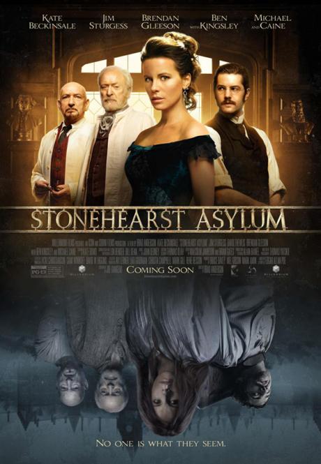 Stonehearst Asylum / Eliza Graves / Психиатрията Стоунхърст / Елиза Грейвс (2014)