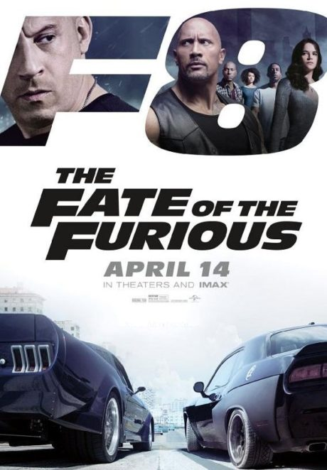 The Fate of the Furious VIII / Бързи и яростни 8 (2017) (Fast 8)