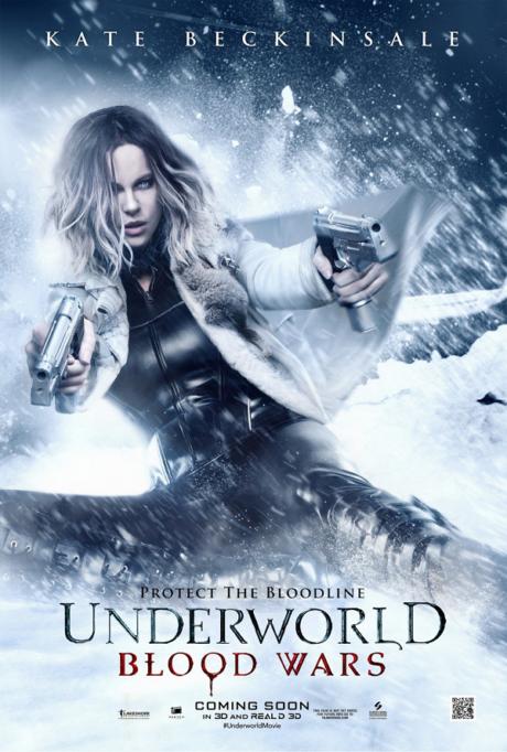 Underworld V : Blood Wars / Подземен свят 5 : Кървави войни (2016)