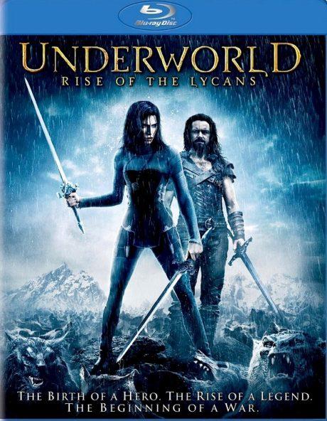 Underworld III : Rise of the Lycans / Подземен свят 3 : Възходът на Върколаците (2009)
