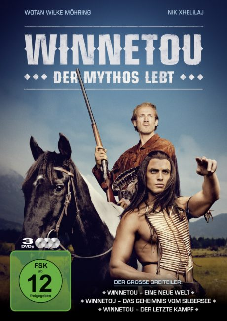 Winnetou I : Eine neue Welt / Винету 1 : Един нов свят / Winnetou & Old Shatterhand (2016)
