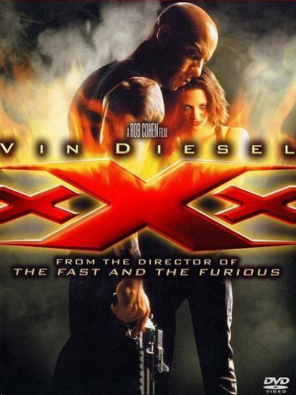 xXx I / Трите хикса 1 (2002)