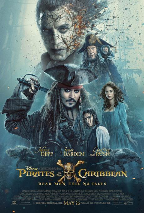 Pirates of the Caribbean V : Dead Men Tell No Tales / Карибски пирати 5 : Отмъщението на Салазар (2017)