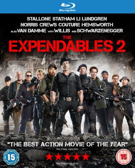 The Expendables II / Непобедимите 2 (2012)