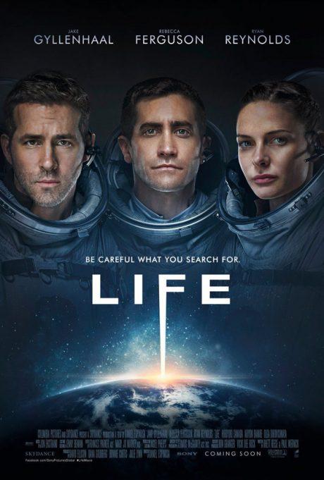 Life / Признак на живот (2017)