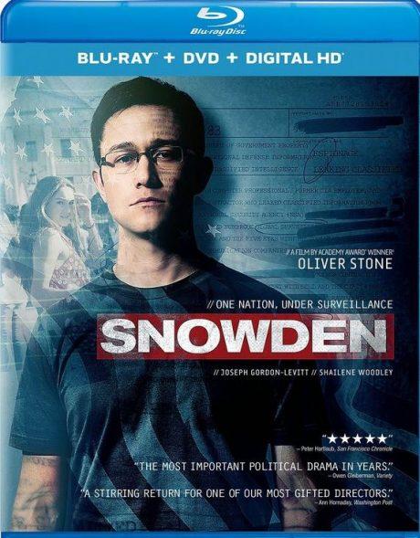 Snowden / Сноудън (2016)