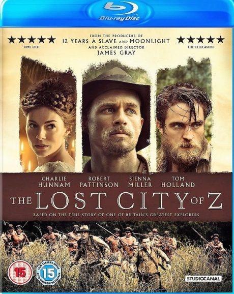 The Lost City of Z / Изгубеният град Z (2016)