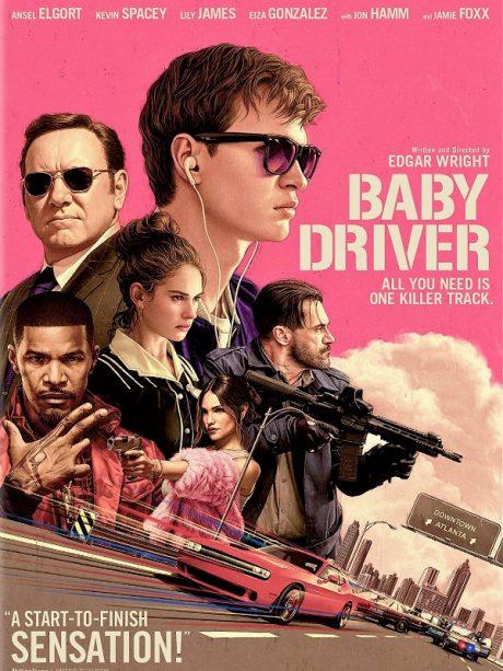 Baby Driver / Зад волана (2017)