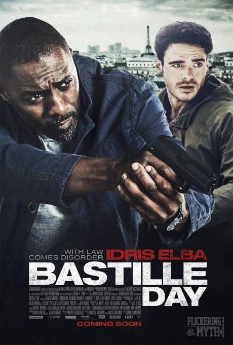 Bastille Day / Денят на Бастилията (2016)