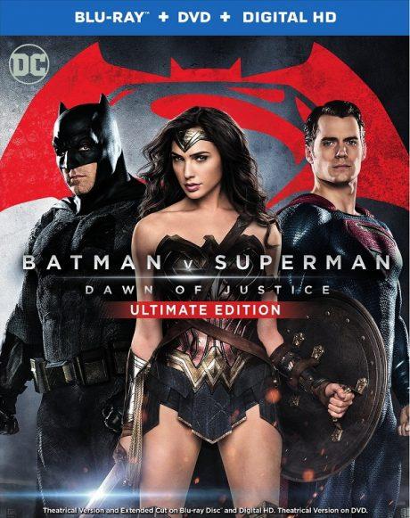 Batman V Superman : Dawn of Justice / Батман срещу Супермен : Зората на Справедливостта (2016)