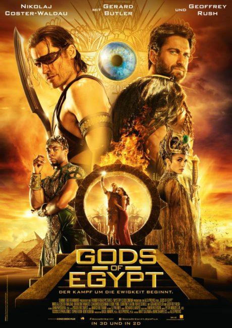 Gods of Egypt / Боговете На Египет